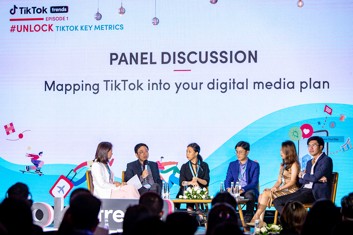 TikTok khởi động chương trình TikTok Trends Việt Nam, một góc nhìn chuyên sâu về quảng cáo qua video ngắn