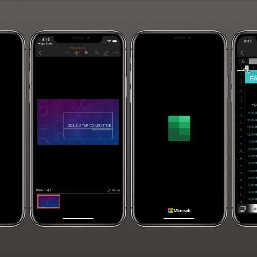 Dark mode trên iOS 13
