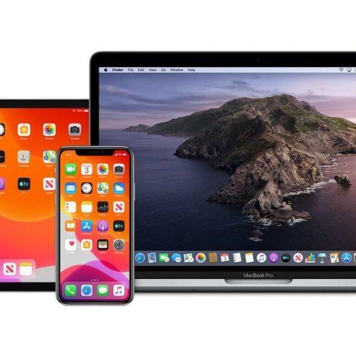 doanh thu hệ điều hành của apple