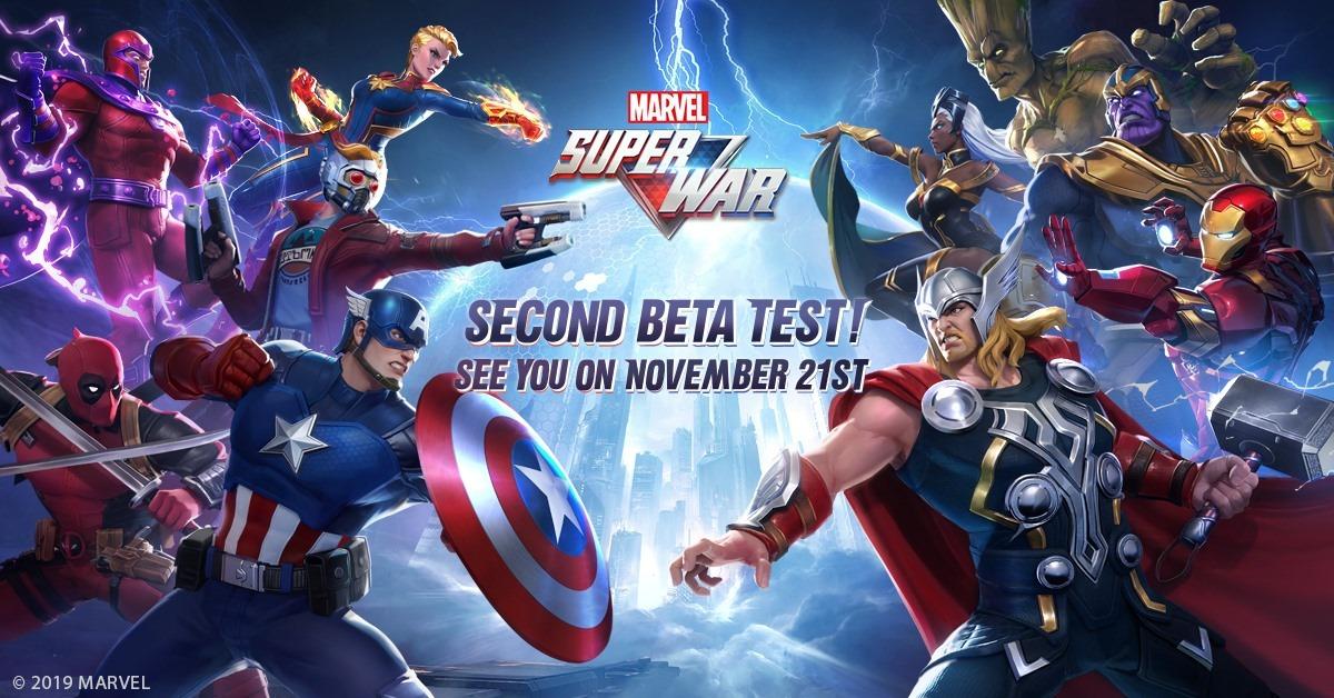 MARVEL Super War mở cửa đăng ký thêm cho một số quốc gia khu vực Đông Nam Á