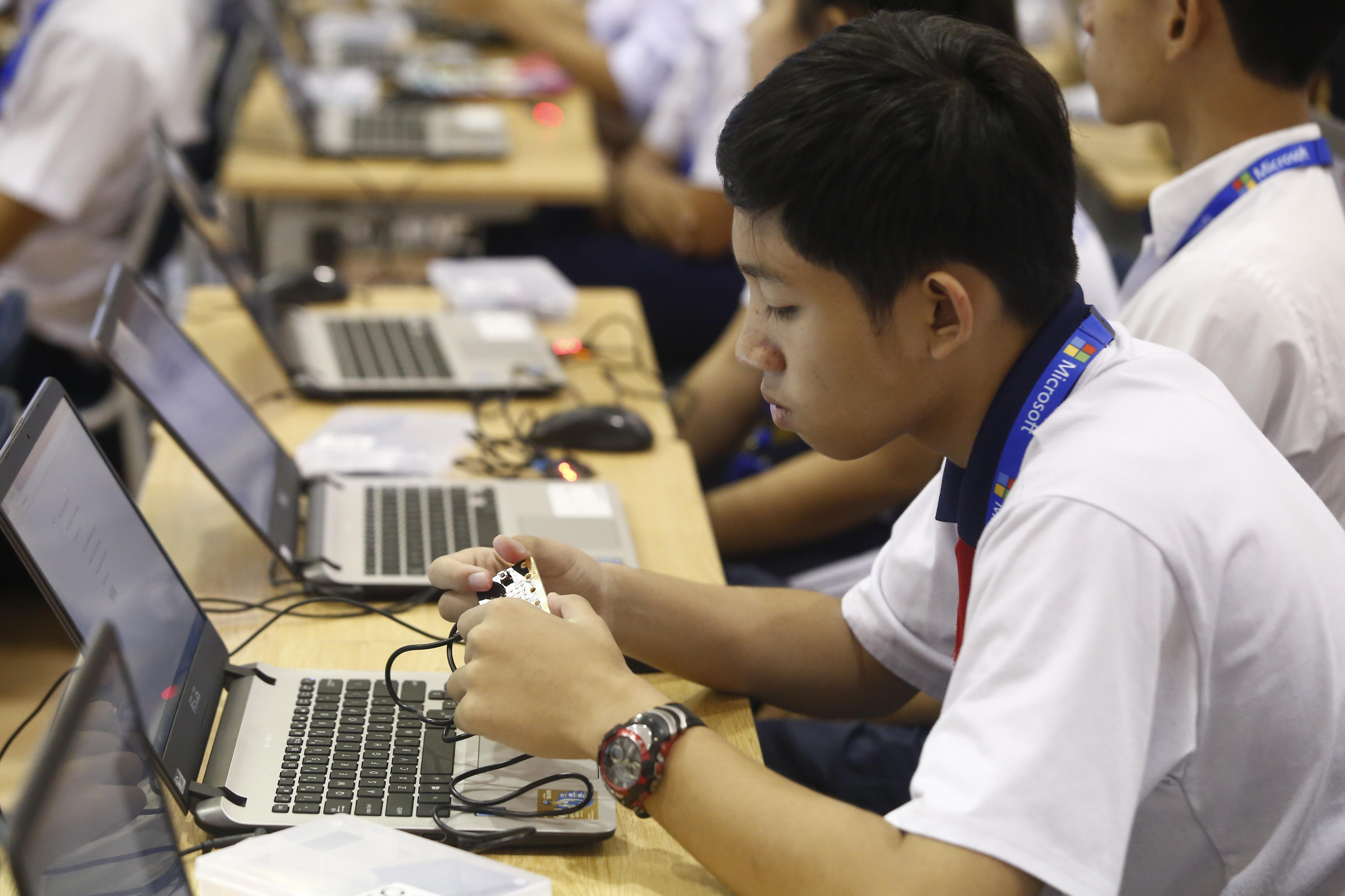 Microsoft chỉ thành công khi Việt Nam vững bước cho cuộc Cách mạng Công nghệ 4.0