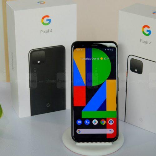 pixel 4 phiên bản 5G