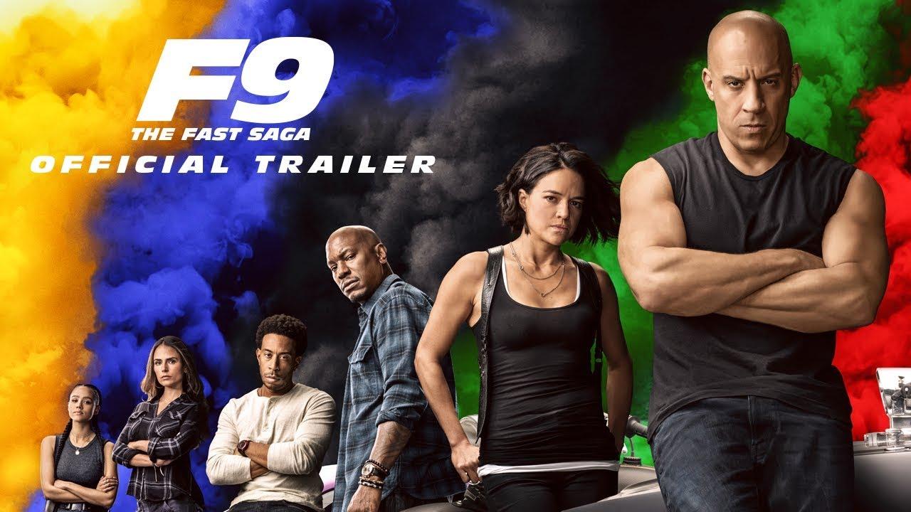 Đã có trailer chính thức Fast & Furious 9: The Fast Saga