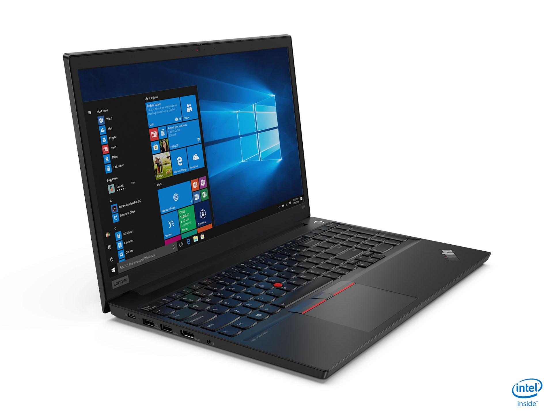 Lenovo nâng cấp dòng ThinkPad E Series giúp tăng cường năng suất làm việc của doanh nghiệp vừa và nhỏ