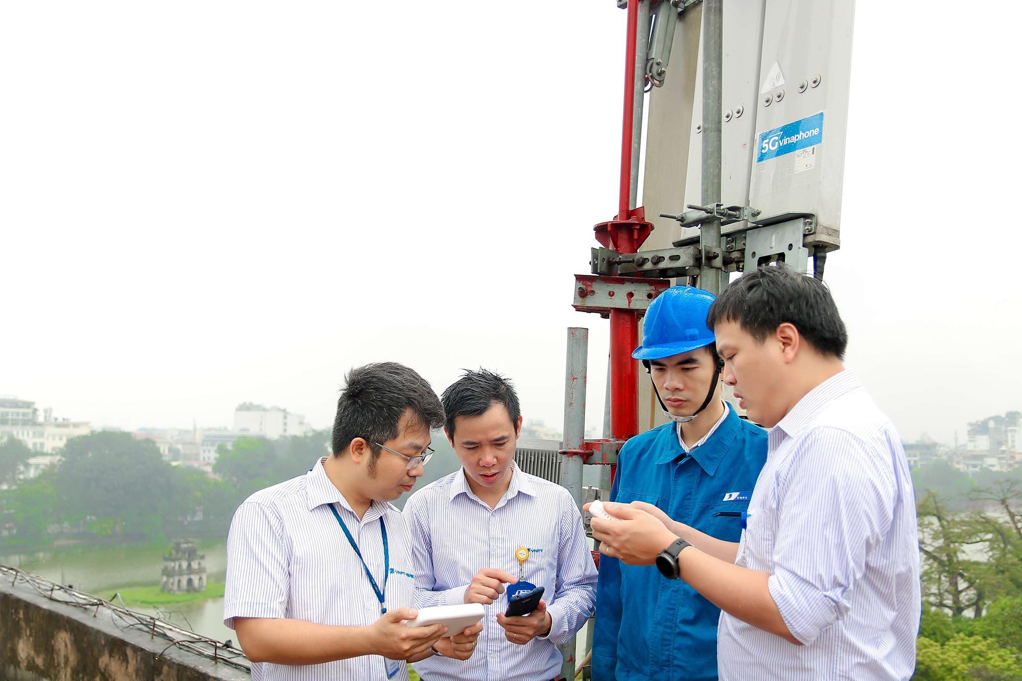 VNPT thử nghiệm thành công mạng VinaPhone 5G phục vụ thương mại đạt tốc độ 2.2Gbps