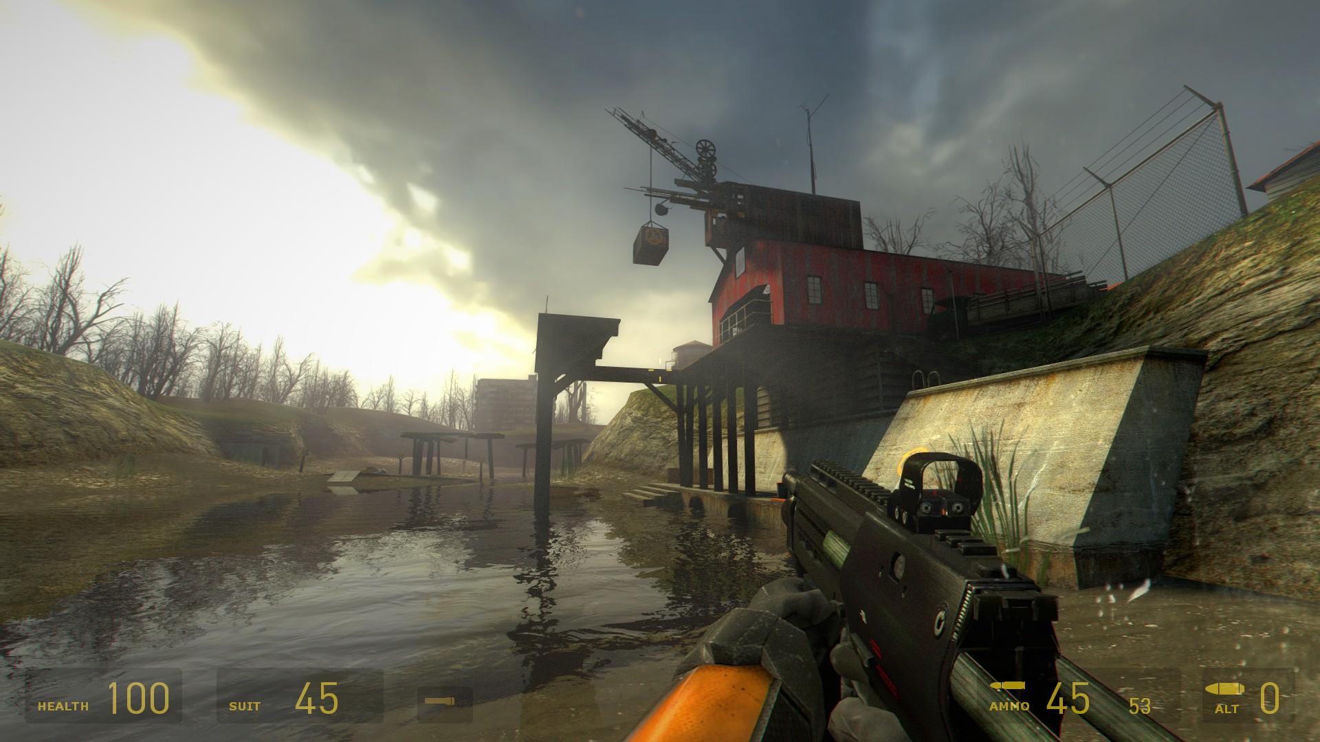 Half Life 2: Remastered bất ngờ xuất hiện trong kho dữ liệu của Valve