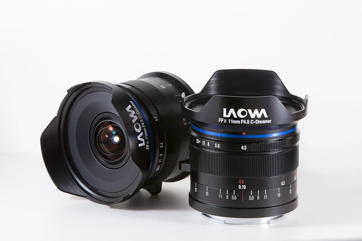 Venus Optic ra mắt ống kính Laowa 11mm F4.5 siêu nhỏ gọn mới