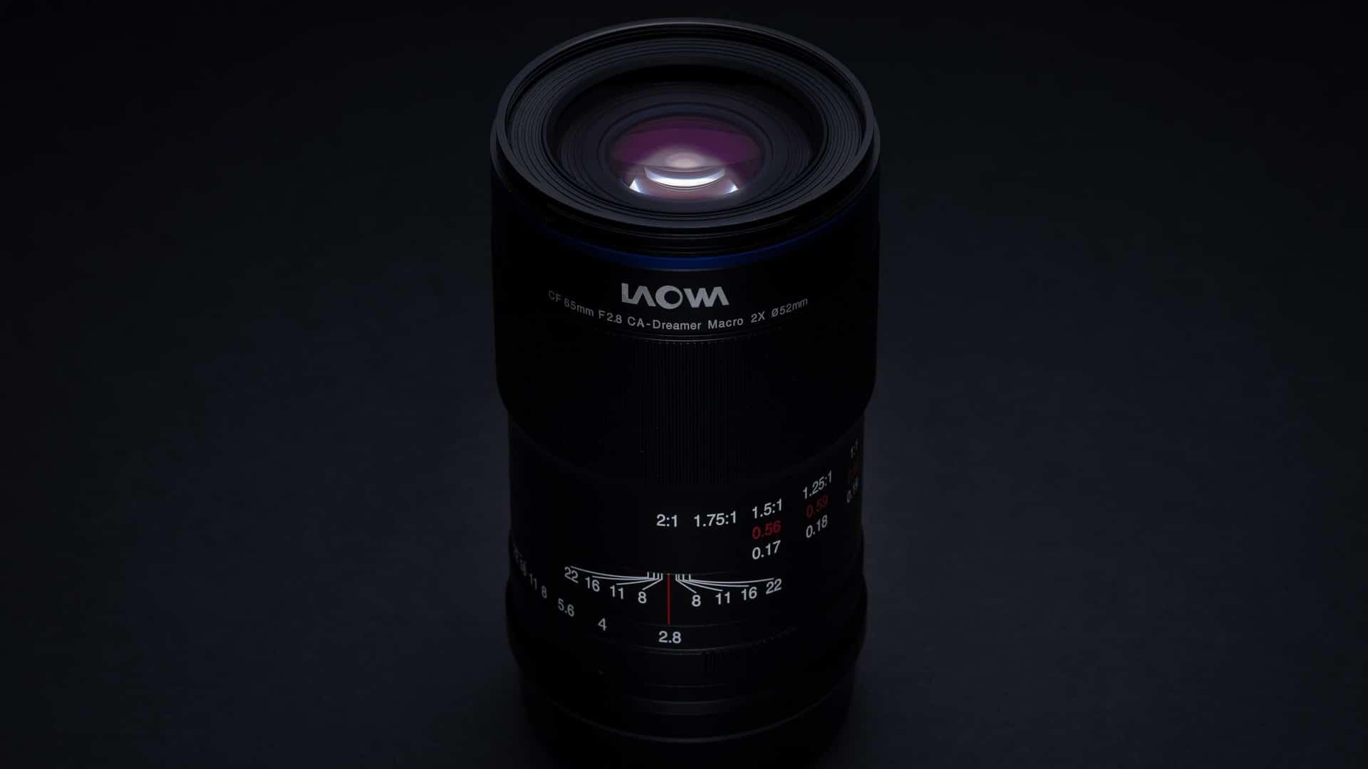Venus Optics có thể ra mắt ống kính Laowa 50mm F2.8 CA-Dreamer Macro 2X MFT mới