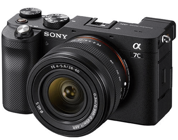 First leaked photos of Sony A7c cameras appear