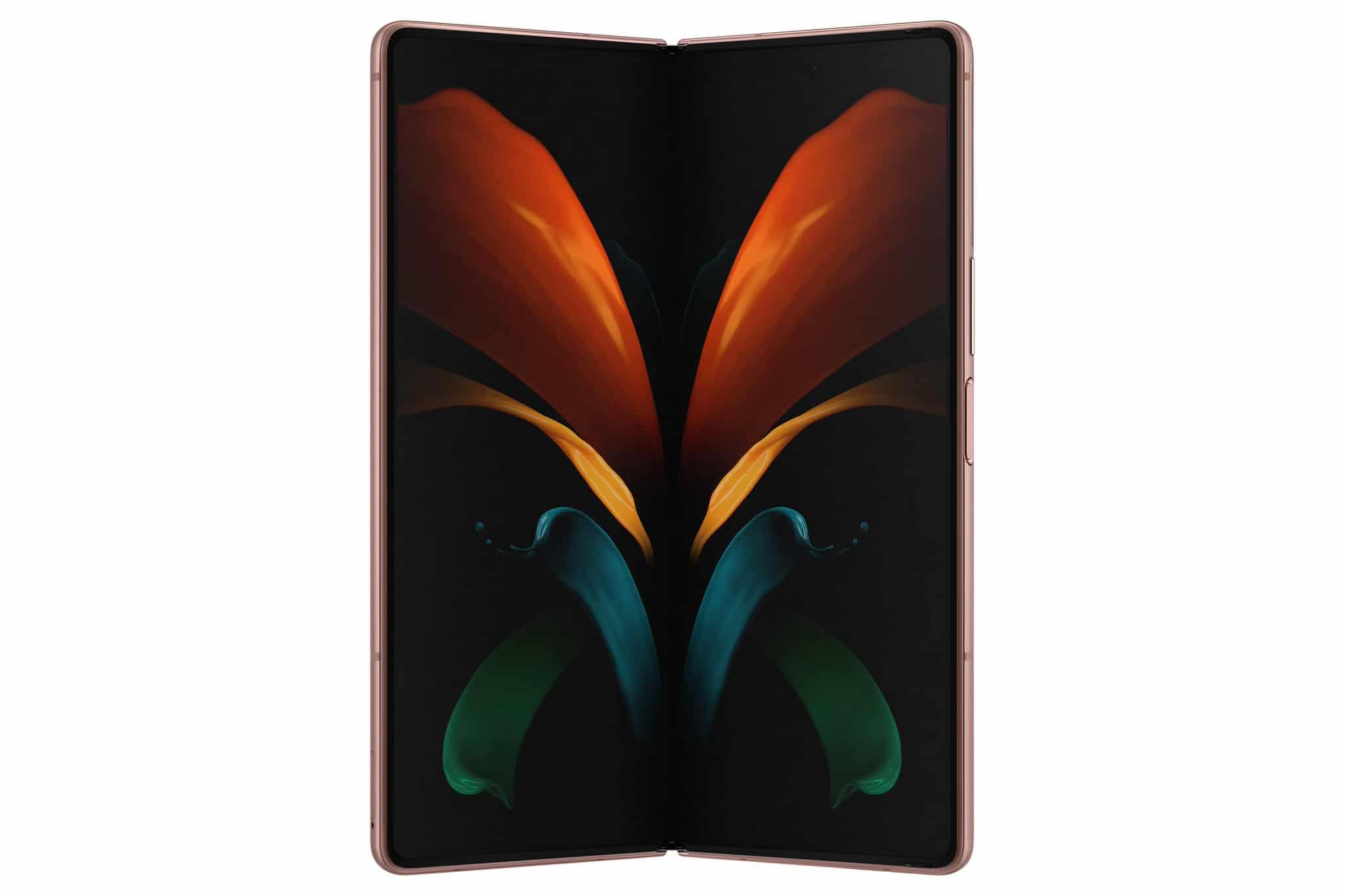 Samsung ra mắt Galaxy Z Fold2 với giá 2000 USD