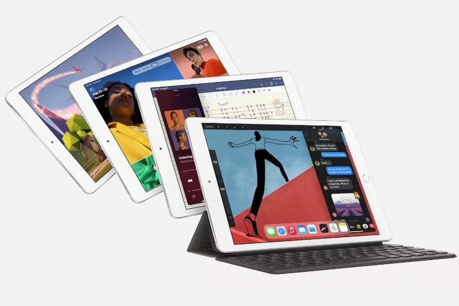 Apple giới thiệu iPad gen 8: CPU A12 Bionic giá 329 USD