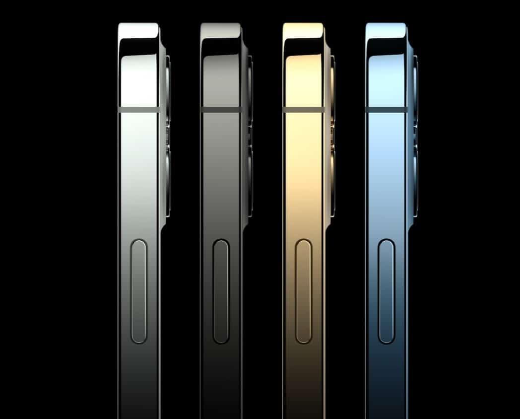 iPhone 12 Pro ra mắt