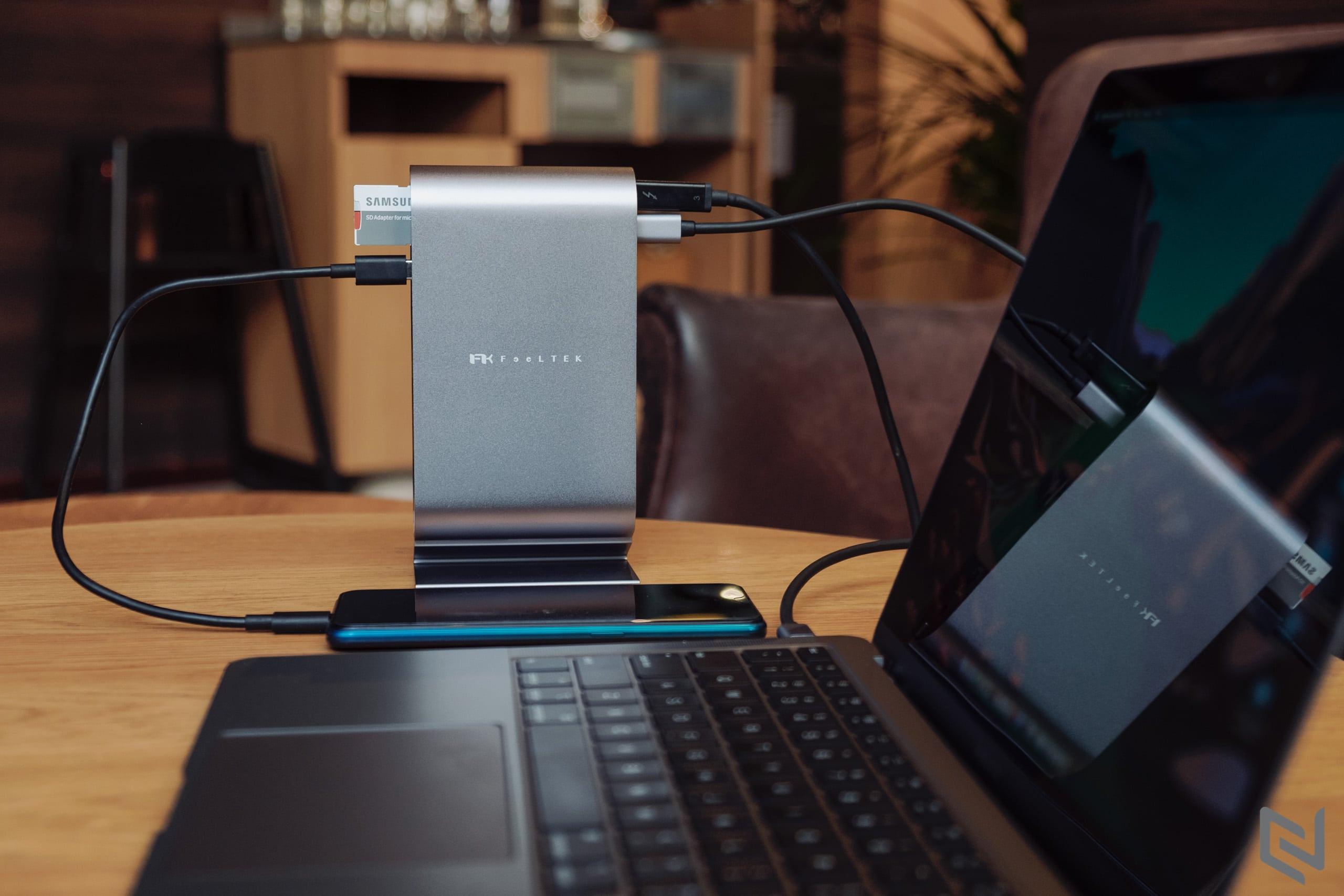 Feeltek Mega 16 in 1 USB-C