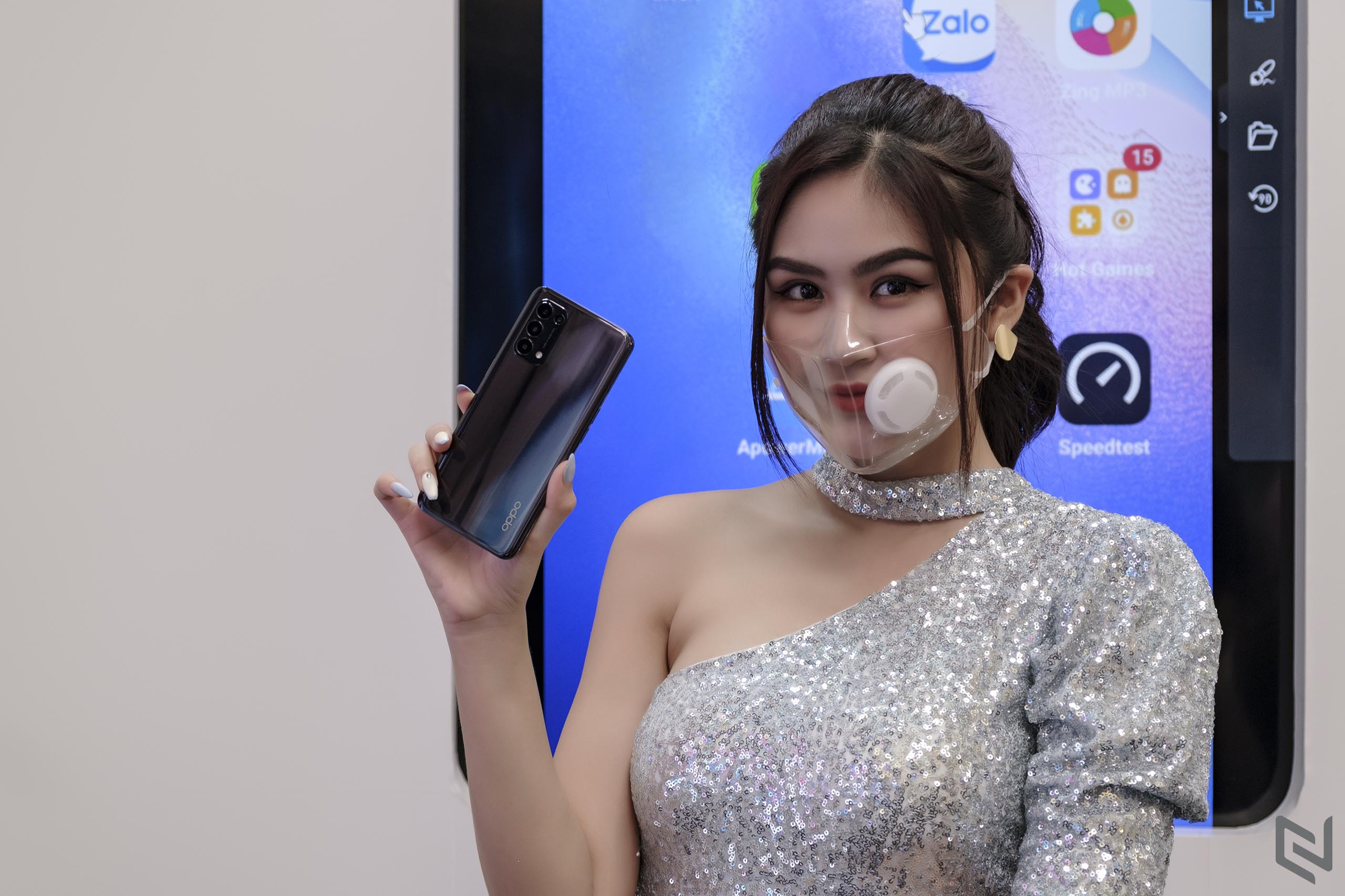 OPPO Reno5 5G chính thức ra mắt tại thị trường Việt Nam giá 11,990,000 VNĐ