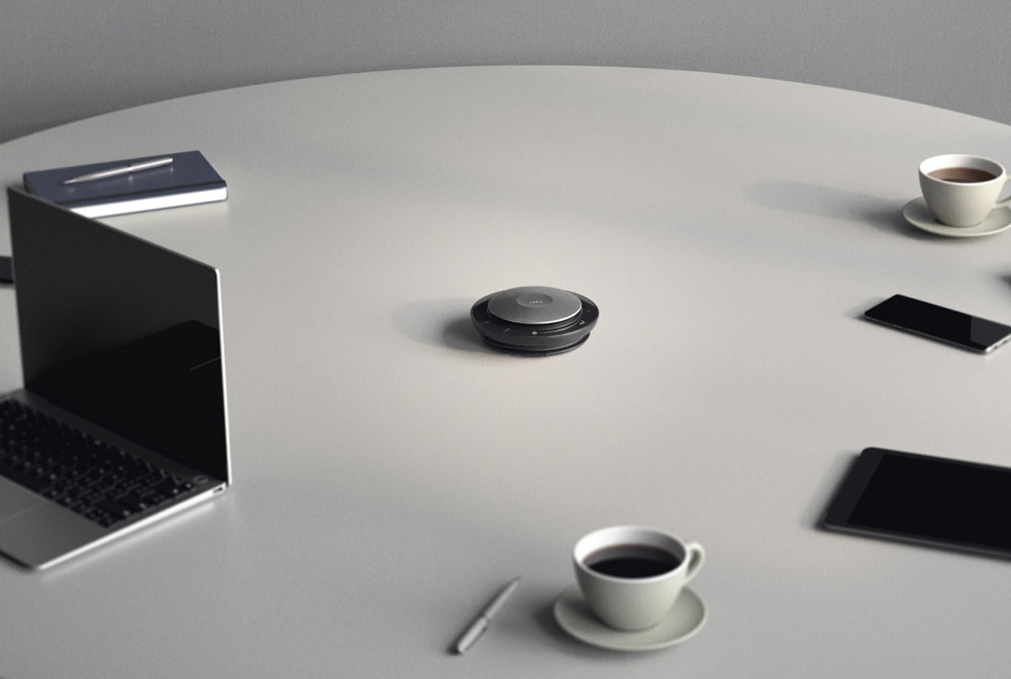 Loa hội nghị Jabra Speak 750 – Hệ thống lý tưởng cho hội họp online hay làm việc tại nhà