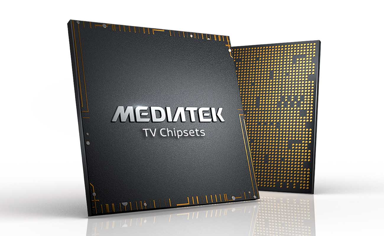 MediaTek ra mắt chip mới MT9638 dành cho Smart TV 4K