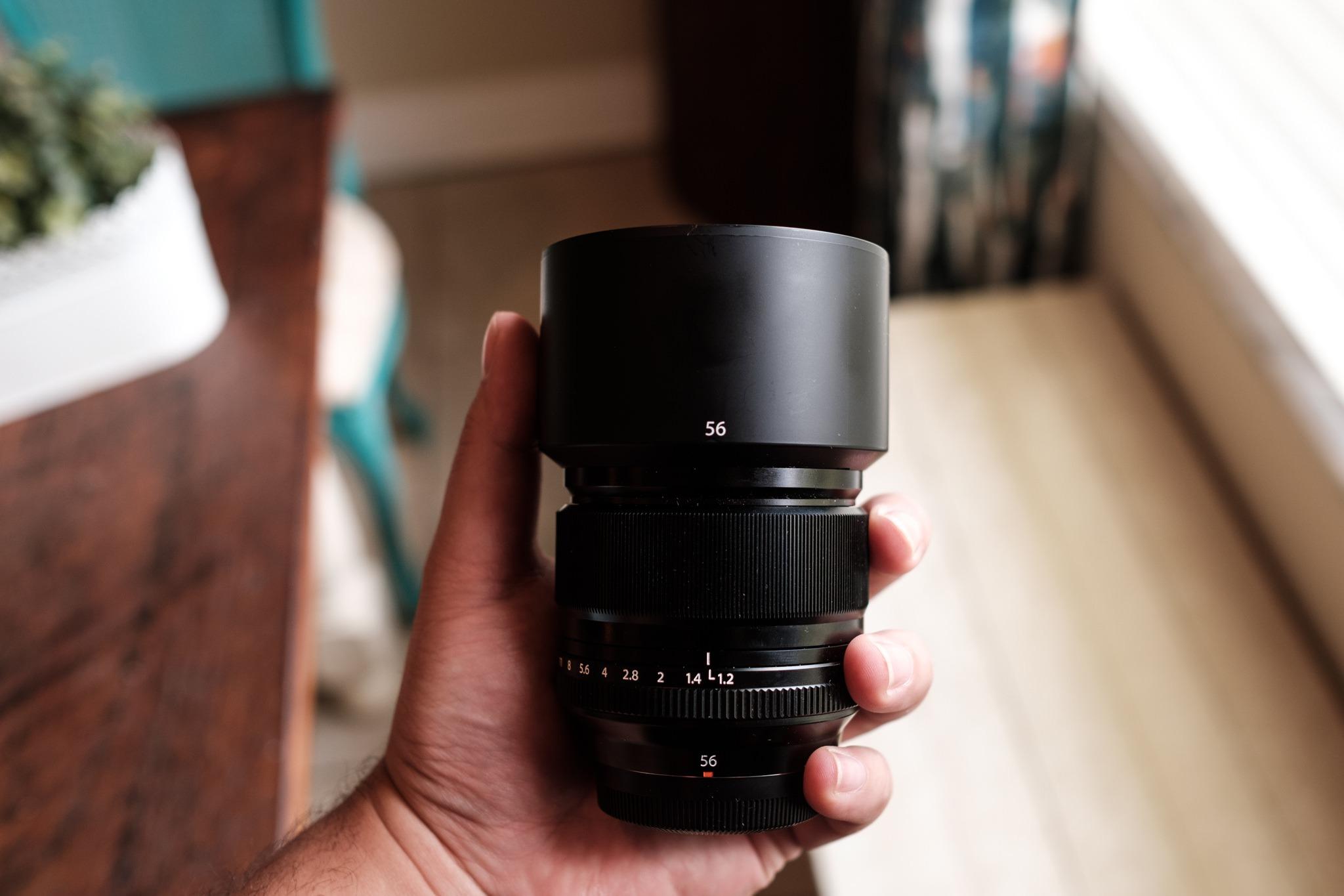Fujifilm đang phát triển ống kính XF 56mm F1.2 MK II và XF 23mm F1.4 MK II
