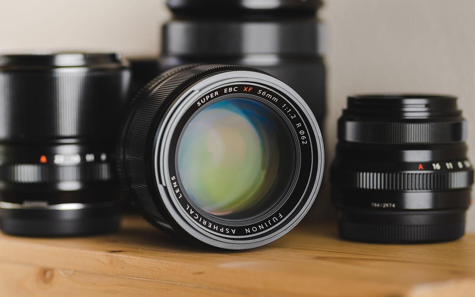 Fujirumors chia sẻ lộ trình ống kính ngàm X dự kiến cho 2021/2022