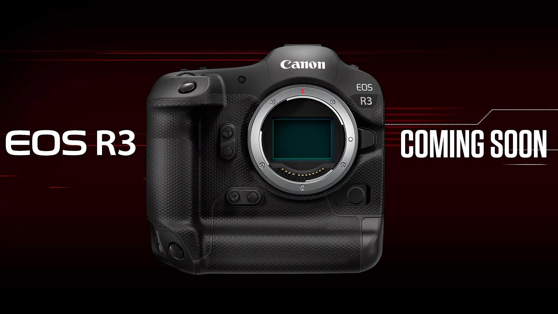 Canon xác nhận đang phát triển máy ảnh EOS R3, dự kiến ra mắt vào cuối năm 2021