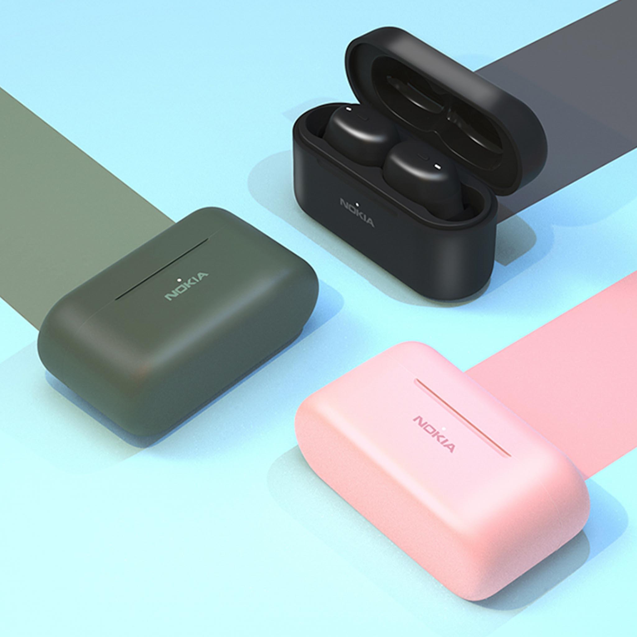 Nokia ra mắt 5 tai nghe không dây mới hướng đến khách hàng trẻ