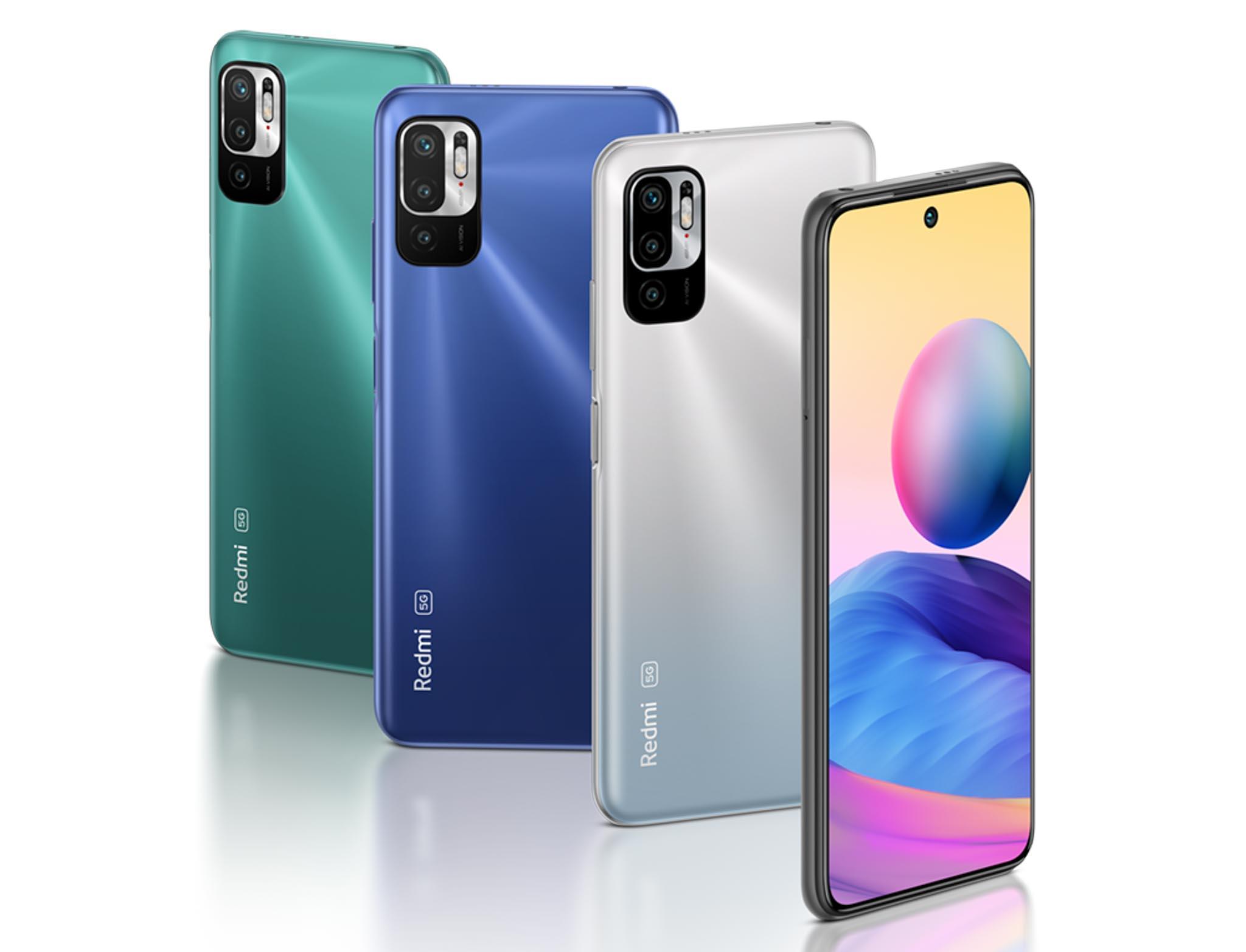 Redmi Note 10 5G chính thức ra mắt thị trường Việt: Tay đua hiệu suất với kết nối 5G giá tốt nhất