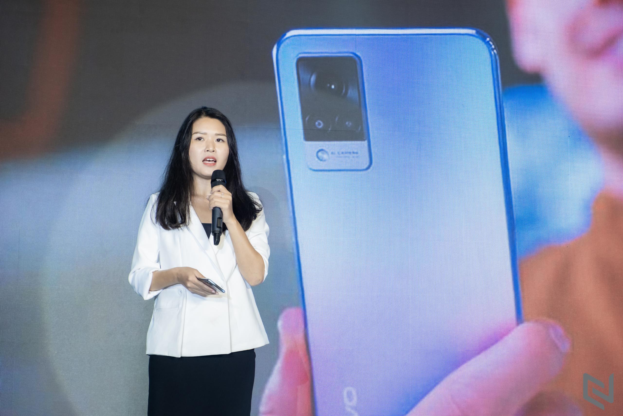 vivo V21 5G chính thức ra mắt tại Việt Nam: Camera Selfie 44MP OIS, kết nối 5G